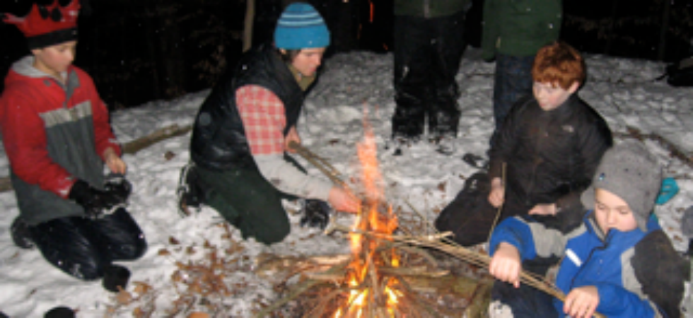 Explore Earth Arts Boys Programs for Winter